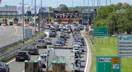 HAC i ARZ za vikend naplatili 36 posto manje cestarine nego lani