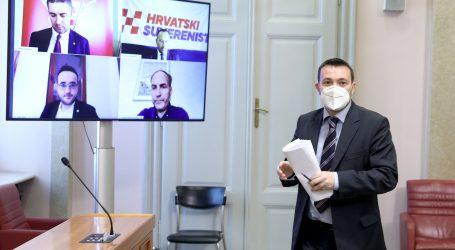 Bauk: SDP će podržati Zakon o obnovi Zagreba