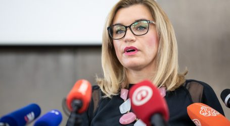 Ministrica Brnjac: Nada u bolje vijesti sljedeće godine