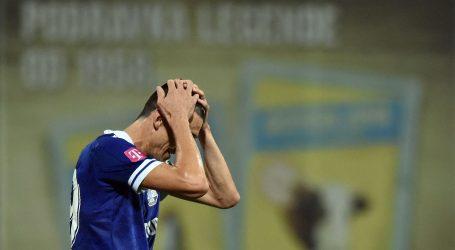 Krstanović promašio kazneni udarac – Šibenik upisao prvi bod