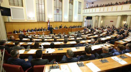 Sabor: Zastupnici u petak glasuju o odluci MIP-a