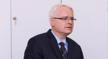 """Josipović o pisanju Nacionala: """"Polazim od pretpostavke da štićeni ljudi nisu znali za takvo postupanje"""""""
