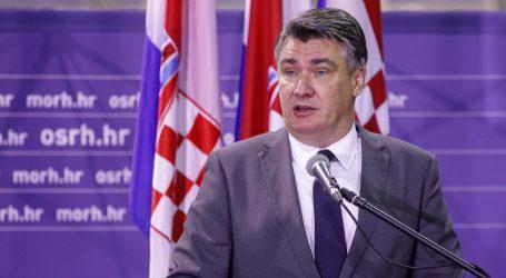 Milanović: Odlukom Ustavnog suda rasprava o radu Stožera neće prestati