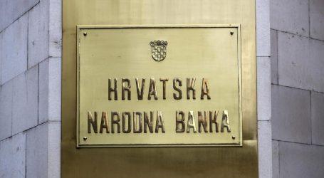 Europska središnja banka od listopada nadzire hrvatske banke