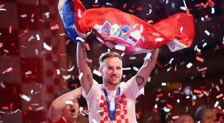"""Rakitić: """"Kao mali sanjao sam obući dres reprezentacije, moj je san potrajao 106 utakmica"""""""