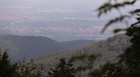ZAGREB: U Parku prirode Medvednica pronađen mrtav muškarac