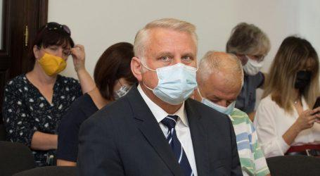 Nastavljeno suđenje Franji Luciću za nuđenje mita novinaru Dragi Hedlu