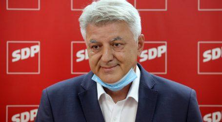 """Komadina: """"Nije mi jasno zazivanje novog SDP-a"""""""