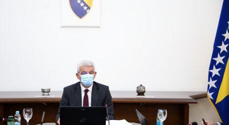 """Džaferović: """"Najviši hrvatski dužnosnici zakomplicirali odnose Hrvatske i BIH"""""""