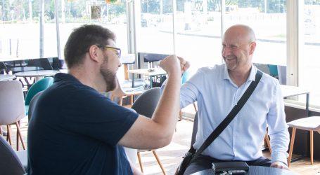 70 posto obrađenih glasova: Peđa Grbin vodi u izborima za predsjednika SDP-a