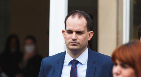 Ministar Malenica komentirao zašto Dražen Barišić nije izbačen iz HDZ-a