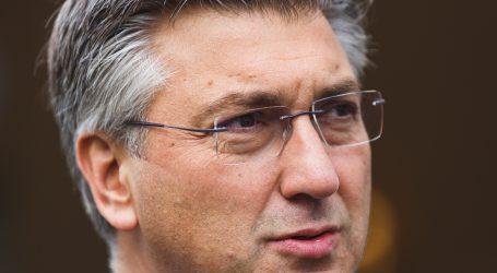 Plenković o borbi protiv korupcije, aferi JANAF i predsjedniku Milanoviću