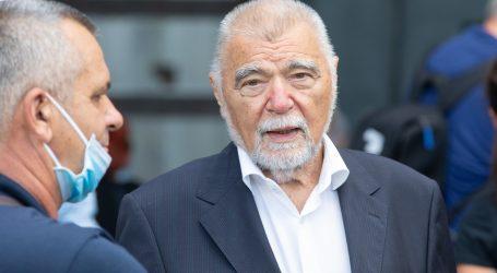 """Stipe Mesić komentirao mogućnost da je i on """"upao"""" u mjere praćenja čelnika Janafa Dragana Kovačevića"""