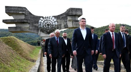 U Podgariću obilježena 75. obljetnica oslobođenja sjeverozapadne Hrvatske