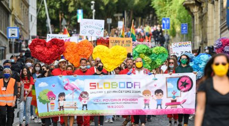 Zagreb Pride: Tražimo da se promijeni ustavna definicija braka