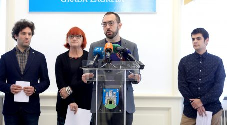 Lijevi blok traži objavu razmjera štete od poplave u Zagrebu