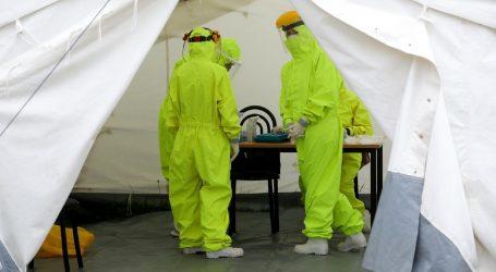 BiH: Šest umrlih, novih 327 slučajeva zaraze