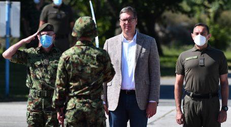 Srbija pod pritiskom EU-a odustala od vojne vježbe s Rusijom i Bjelorusijom