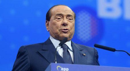Berlusconi hospitaliziran nakon pozitivnog testa na koronavirus