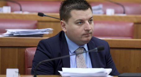 U Saboru prisegnuo Mato Čičak, zamjena Dražena Barišića