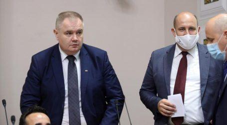 Saborsko Mandatno-imunitetno povjerenstvo će zasjedati poslijepodne