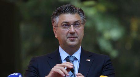 """Plenković: """"Od afere Janaf ozbiljnije curenje informacija u aferama SMS i Rimac"""""""