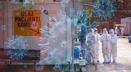 Stožer izvijestio o 145 novooboljelih, u Splitsko-dalmatinskoj 45 novih slučajeva