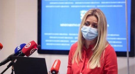 """Pavić Šimetin: """"Treba odabrati pravu masku za pravo okruženje, u školama trebaju platnene maske"""""""