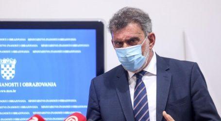 Ministar obrazovanja Fuchs učenicima napisao pismo