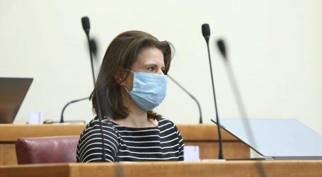 Rasprava o Sveučilištu: Peović izjavom o Tuđmanu izazvala buru reakcija
