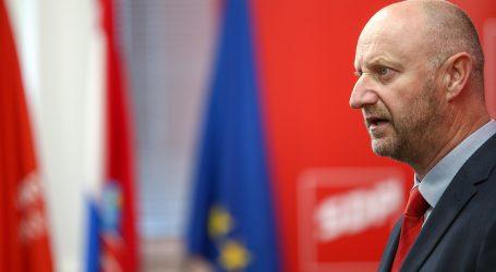 """Kolar: """"Želim izgraditi SDP kao modernu stranku lijevog centra"""""""