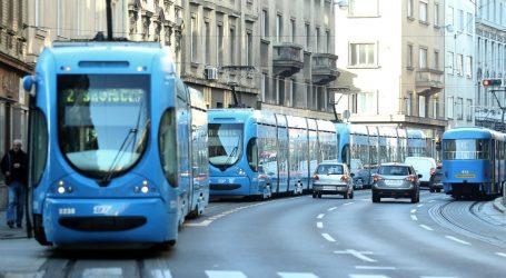 Tramvaj naletio na pješakinju, zastoj u tramvajskom prometu