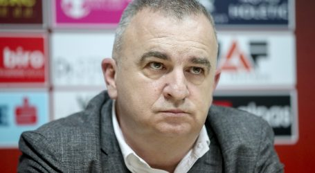 """Črnko: """"Razočaran sam kriterijem suđenja u utakmici u Osijeku"""""""