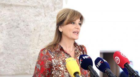 Vidović Krišto optužila Jandrokovića za zlouporabu ovlasti