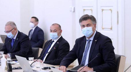 """Plenković: """"Važno je da javnosti pošaljemo jasne poruke, a ne zbunjujuće kao predsjednik"""""""