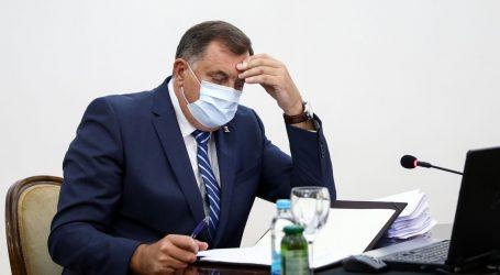 Dodik optužio SAD da pokušava kontrolirati izborni proces u BiH; opsovao oporbu