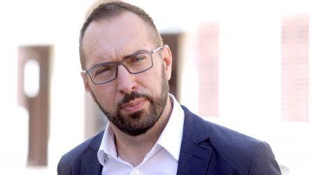 """Tomašević: """"O Bandićevoj kandidaturi odlučuju interesne skupine oko njega"""""""