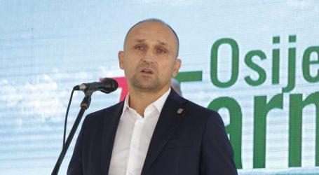 """Anušić komentirao aferu s Josipom Rimac: """"USKOK radi svoj posao i mi po tom pitanju nemamo što raditi"""""""