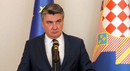 Milanović kaže da je Plenkoviću još u Kninu rekao da ide u Albaniju