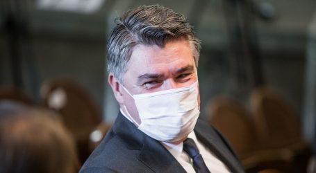 """Milanović: """"Puno sam stabilniji od premijera, nisam ni na koga fizički nasrnuo"""""""