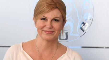 Kolinda Grabar-Kitarović operirana u Zagrebu