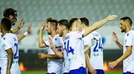Nogometaši Hajduka u Istanbulu, večeras službeni trening