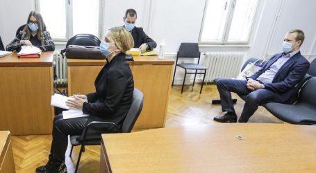 Sandra Zeljko: Bilo je zabranjeno, ali svoj sam iskaz prepričala Plenkoviću i Božinoviću