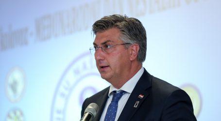 Plenković: O Brkićevom zaposlenju saznao sam iz Nacionala