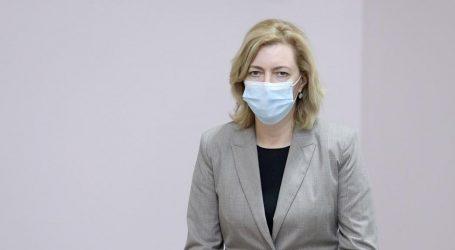 Izjava Dragane Jeckov o imenima ulica podigla temperaturu u Sabornici