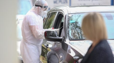 U Crnoj Gori prvi put više od 200 zaraženih u jednom danu