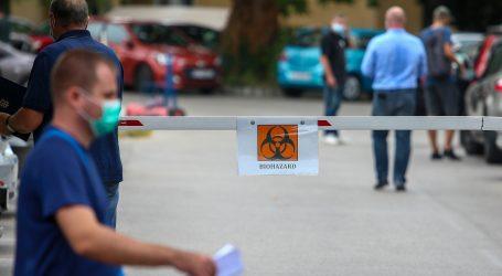 ZAGREB: 51 novi slučaj zaraze koronavirusom