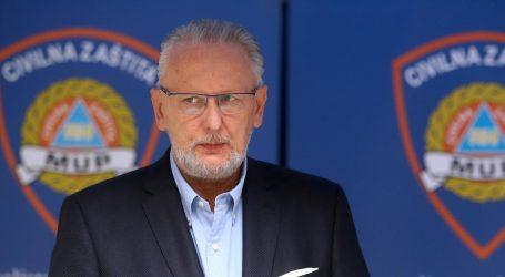 """Božinović o 'slučaju lubenice': """"Nitko nije predvidio da bi ugrozu mogao napraviti političar"""""""