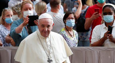 Papa putuje u Assisi, prvo putovanje u pandemiji