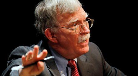 Američko ministarstvo pravosuđa istražuje Johna Boltona zbog objave knjige